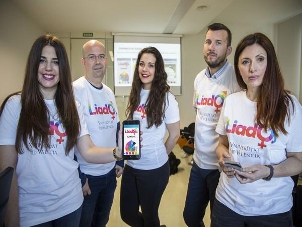 La Universitat de València desarrolla una App para identificar comportamientos sexistas y prevenir la violencia de género entre adolescentes