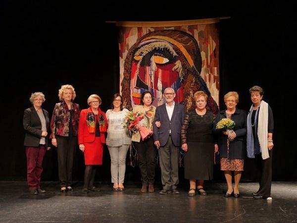 Concha Alonso Monrós recibe un homenaje póstumo con motivo del Día Internacional de la Mujer