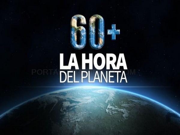 L'Ajuntament de Burjassot se suma a la celebració de l'Hora del Planeta