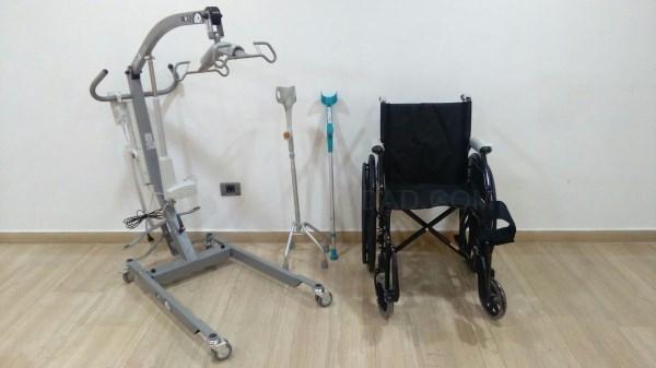 El Ayuntamiento de Godella adquiere 8.000€ en material ortopédico para prestar a los vecinos