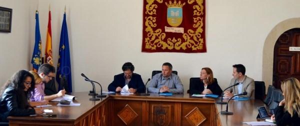 Albalat Dels Sorells, Meliana, Foios y Godella presentan un proyecto europeo