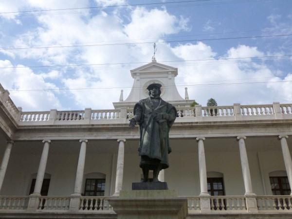 La Universitat celebra el acto conmemorativo de la muerte de Lluís Vives en La Nau