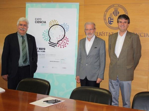 Más actividades y nuevos participantes en Expociència 2017, que se celebra el próximo sábado en el Parc Científic de la Universitat de València