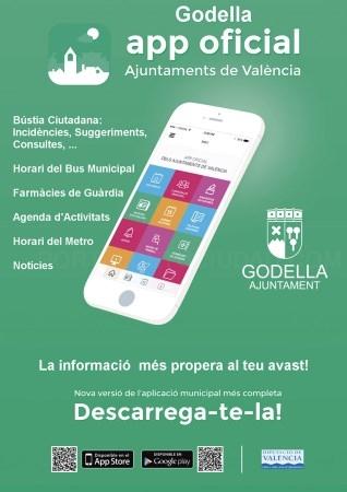 La app Ayuntamientos ya está actualizada para Godella