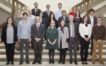 Doce titulados de la Universitat de València, premio nacional al mejor expediente académico