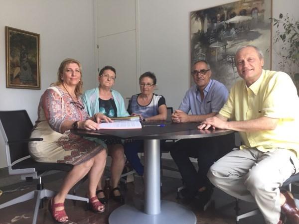 Las asociaciones de Godella renuevan sus convenios con el Ayuntamiento