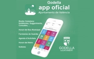 El próximo viernes 11 comienzas las fiestas de Godella: consulta la programación en la APP