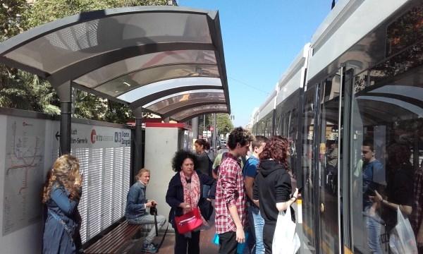Metrovalencia ofrece los días 1 y 3 de septiembre servicios mínimos del 70% durante los paros parciales convocados en las líneas del tranvía