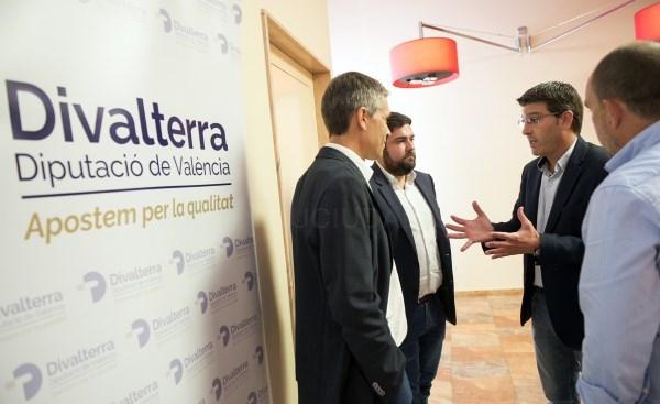 La Diputación propone mejorar la conexión entre los polígonos de Rafelbunyol y La Pobla con un bulevar