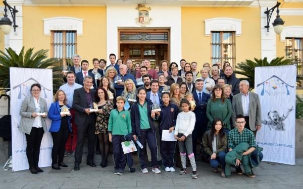 """Burjassot recibe el Premio """"Ciudad Responsable por la Infancia 2017"""""""