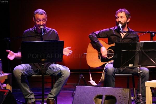 El espectáculo Granell. De mà en mà pone música a los versos de Marc Granell y los acerca a los pueblos