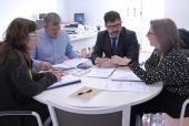 La Diputació colabora en el impulso de los Sistemas de Drenaje Sostenible de Godella, Rocafort, Burjassot y Massarrojos