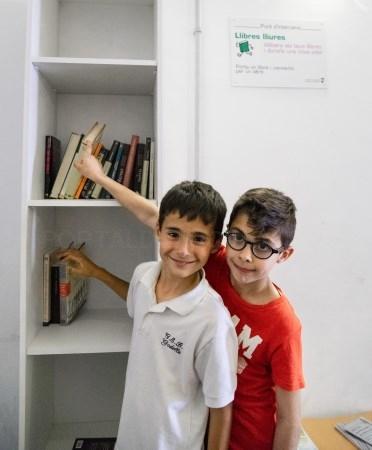 La Biblioteca de Godella lanza 'Libros libres', una iniciativa para fomentar la lectura con el intercambio de libros