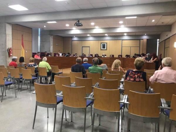 El Pleno del Ayuntamiento de Alboraya acepta la delegación de cerca de un millón de euros para reformar el CEIP Ausias March