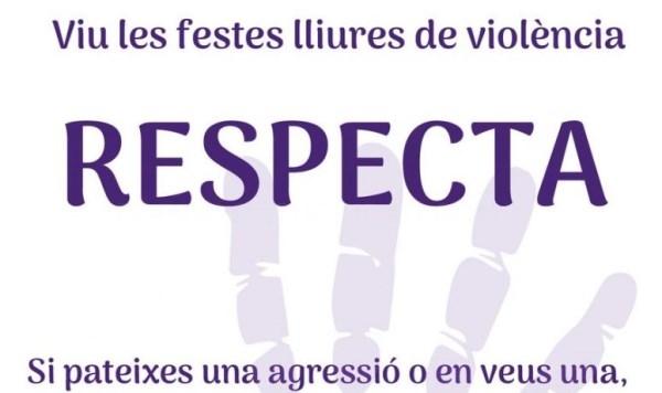 El Ayuntamiento de Burjassot situará un Punto Violeta en los actos nocturnos de sus fiestas