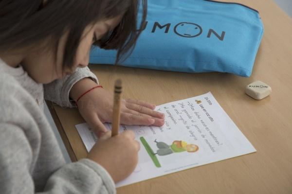 El 61% de los alumnos de Kumon en Valencia ya han superado su nivel escolar antes de empezar el nuevo curso