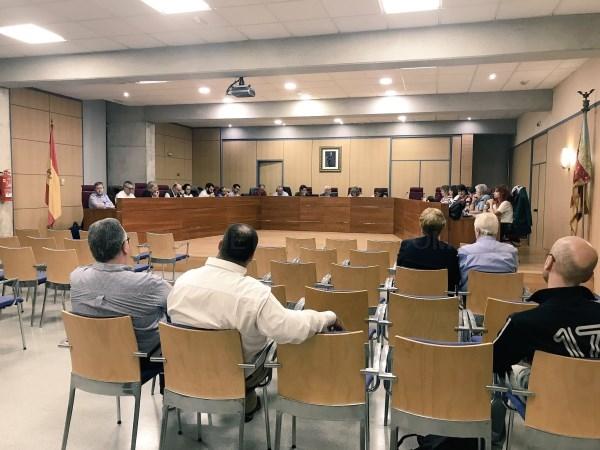 El Pleno de Alboraya asegura los pagos del Pla Edificant y solicita que se instalen las Urgencias en el consultorio auxiliar de Racó