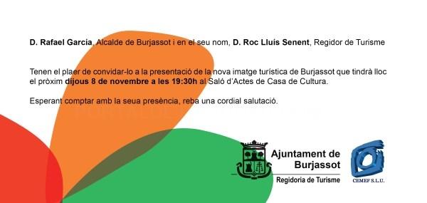 La Casa de Cultura acoge la presentación de la nueva imagen turística de Burjassot