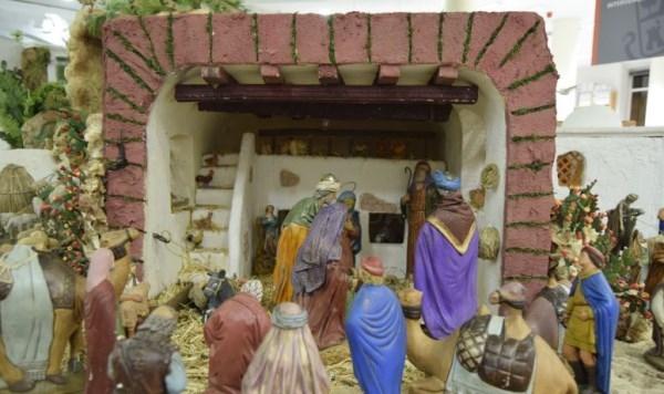 El Belén de Burjassot se podrá visitar en el Ayuntamiento durante todas las fiestas