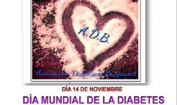 Burjassot celebra el Día Mundial de la Diabetes con diferentes actividades