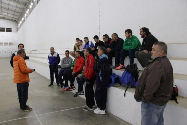 Massalfassar acoge el primer nivel del curso de entrenador de pilota valenciana