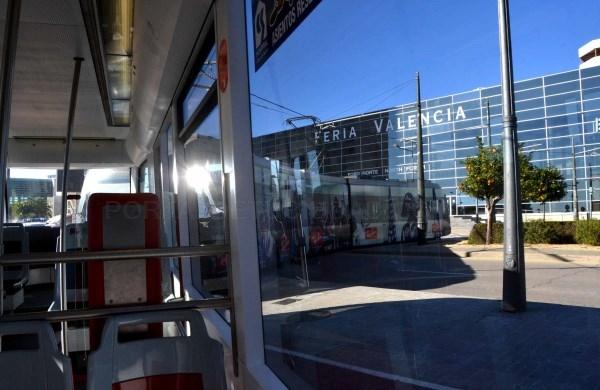 La Generalitat facilita la movilidad para acudir a Cevisama en Feria Valencia con Metrovalencia