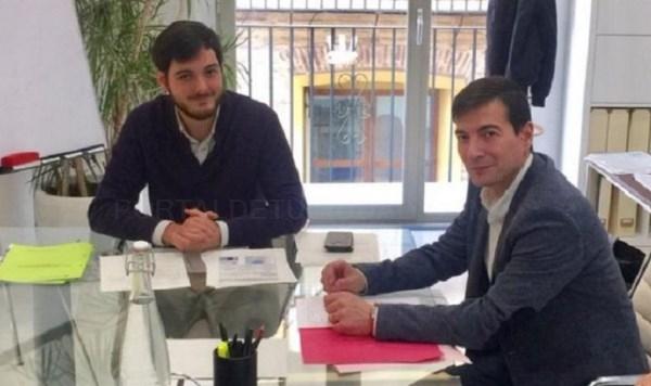 El Alcalde de Burjassot se reúne con el director general del EVha para analizar las necesidades de vivienda en el municipio