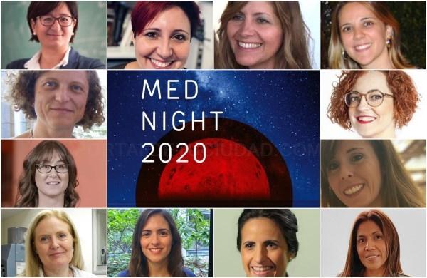 La Universitat de València programa una semana de actividades online por la Noche de las Investigadoras-Mednight 2020
