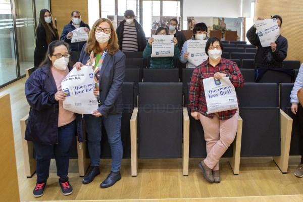 Koynos y el Ayuntamiento de Godella defienden la lectura fácil para todas las personas