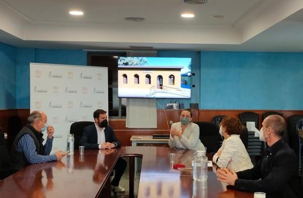 La Generalitat remodelará la estación de Rafelbunyol de Metrovalencia para dotarla de nuevos accesos y líneas de validación
