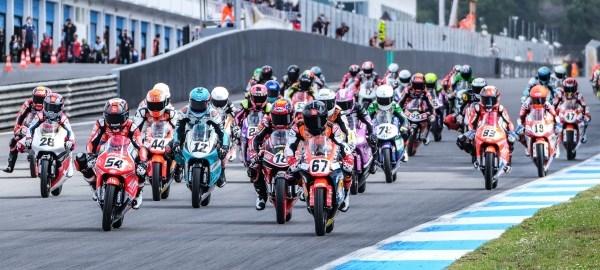 El Circuit Ricardo Tormo celebra la segunda cita del mundial junior de Moto3