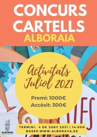 El Ayuntamiento de Alboraya convoca un año más su concurso de carteles