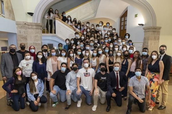 Últimos días para pedir plaza en el Colegio Mayor Rector Peset de la Universitat de València para residir durante el curso 2021-2022
