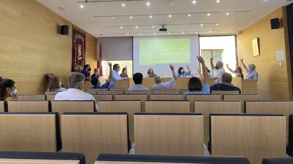 El Ayuntamiento de Godella celebra un pleno extraordinario con la aprobación de todos los expedientes