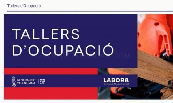"""El Ayuntamiento de Burjassot recibe la concesión del Taller de Empleo """"Burjassot Agenda 2030"""""""