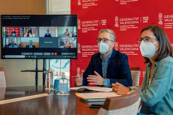 La Generalitat Valenciana impulsa la campaña formativa 'En bici a la Universitat' para un uso seguro de la bicicleta