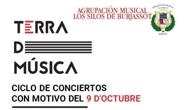 """La A.M Los Silos de Burjassot ofrece un nuevo concierto, dentro del ciclo """"Terra de música"""""""