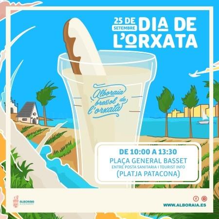 El Día de la Horchata llega a la Patacona de Alboraya este sábado