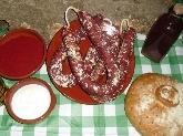 torta del casar en vallecas,  carnes de extremadura en vallecas