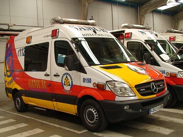 Cinco nuevos vehículos para Samur-Protección Civil