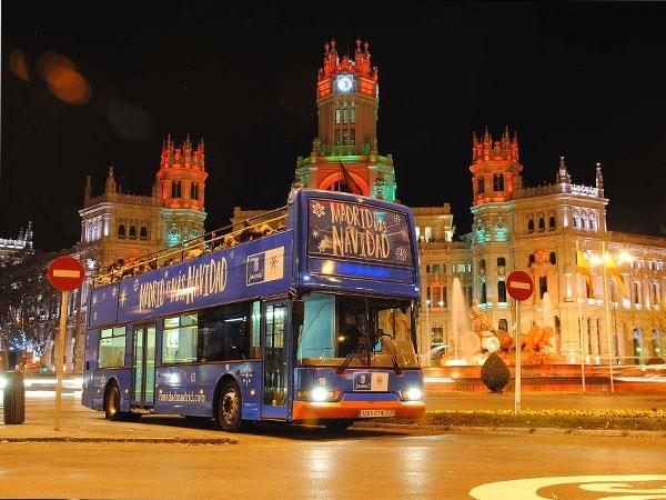 Nuevo sistema de preventa para el Bus de la Navidad