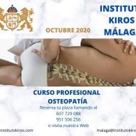 Curso Profesional Osteopatía