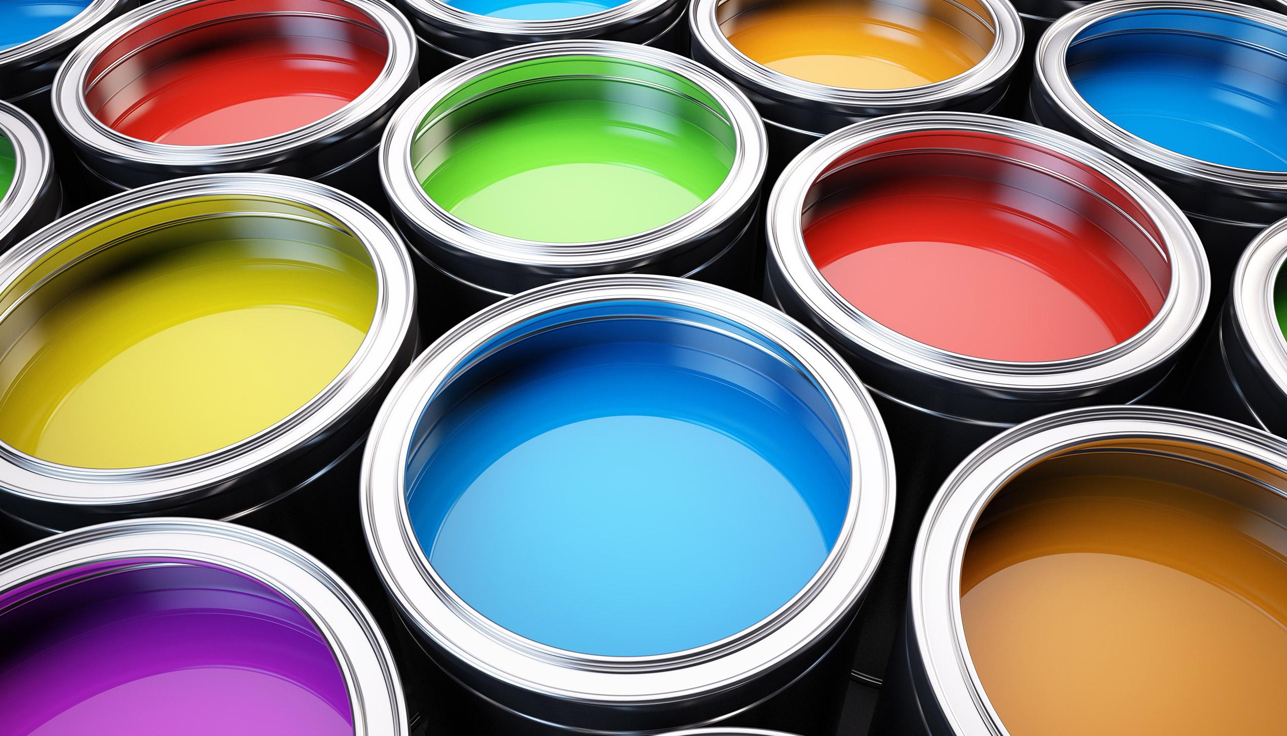 Fábrica y venta de pintura barata en Málaga