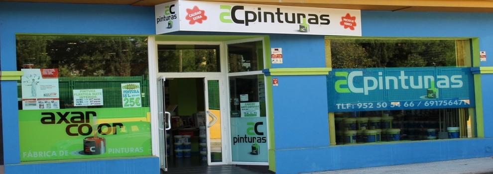 Fabricación de pintura en Málaga