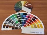 Fábrica de pinturas de color en Málaga