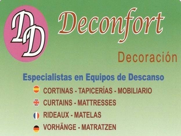 DECORACIÓN TEXTIL