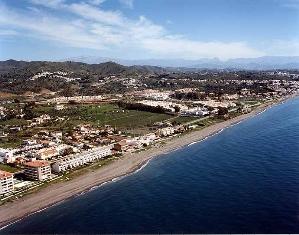 Playas de Rincón de la Victoria
