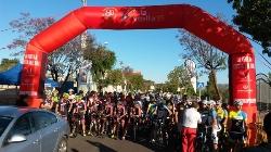 250 ciclistas aficionados recorrerán mañana parte del trazado de la segunda etapa de la Vuelta a España 2015 con final en el Caminito del Rey