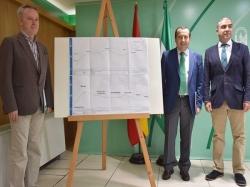 La Diputación y la Junta dan un nuevo impulso a la Senda Litoral