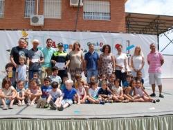 Dos clases del CEIP Axarquía de Vélez-Málaga ganan un concurso para fomentar la movilidad sostenible